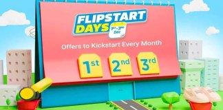 Flipkart's Flipstart Days Sale to Start Tomorrow