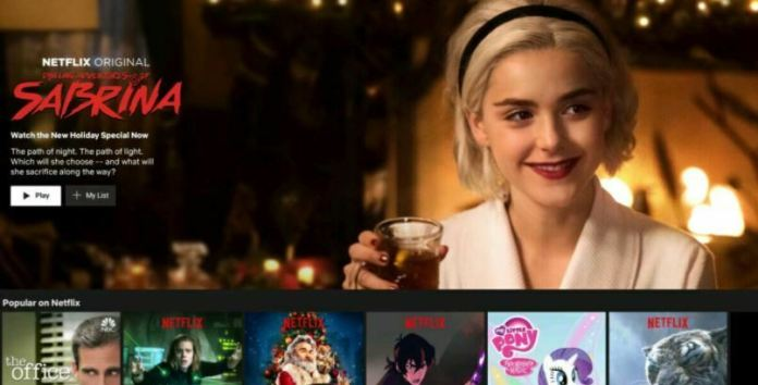 Here's how to change your Netflix streaming plan