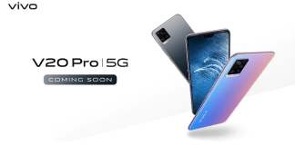 Vivo V20 Pro India Launch Confirmed for December 2