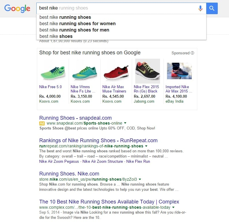 Understanding Users Intent in Keyword Research