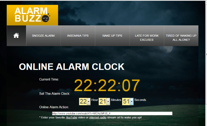 Really Loud Alarm Clock Online