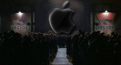 Apple as Big Brother