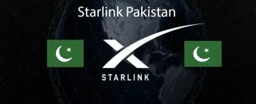 Starlink in Pakistan
