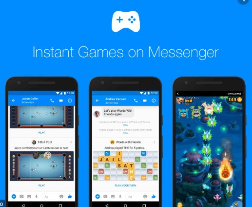 Facebook Messenger game