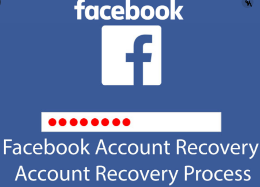 facebook recovery page