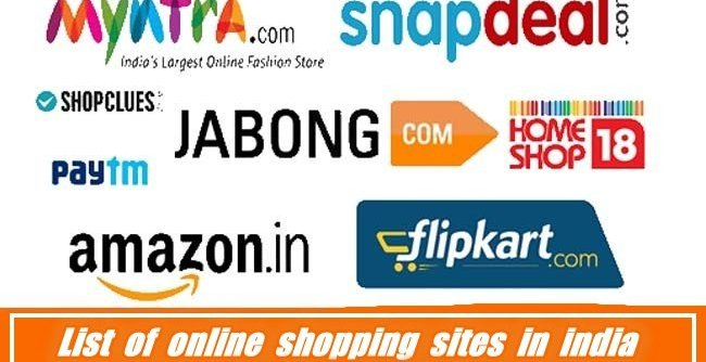 Top list of online shopping sites in india  d4b4c879d95