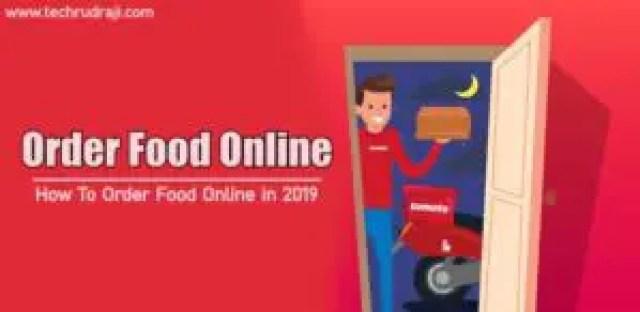 how to order food online Noida, Kolkata, Bhopal, Vijayawada