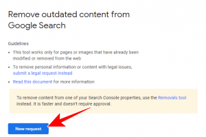 how to remove image from google