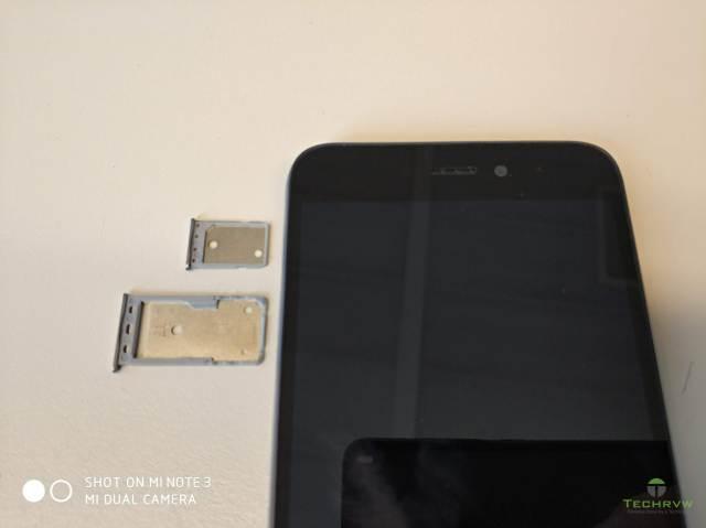 Xiaomi Redmi 5A Sim Card 001