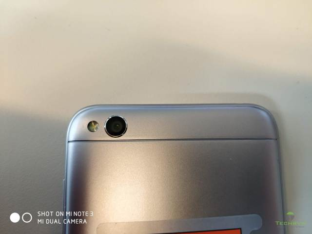 Xiaomi Redmi 5A Rear Camera 001