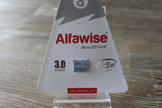 Alfawise SD Card 02
