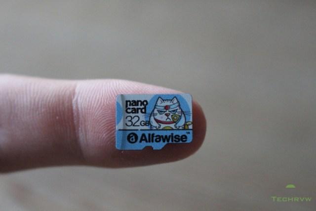 Alfawise SD Card 06
