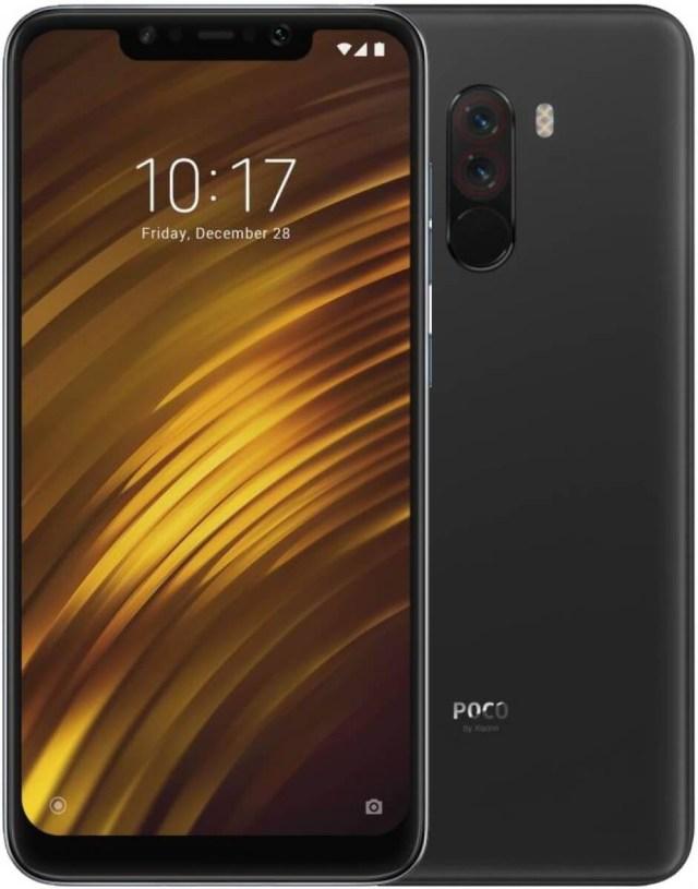 Xiaomi Pocophone F1 001