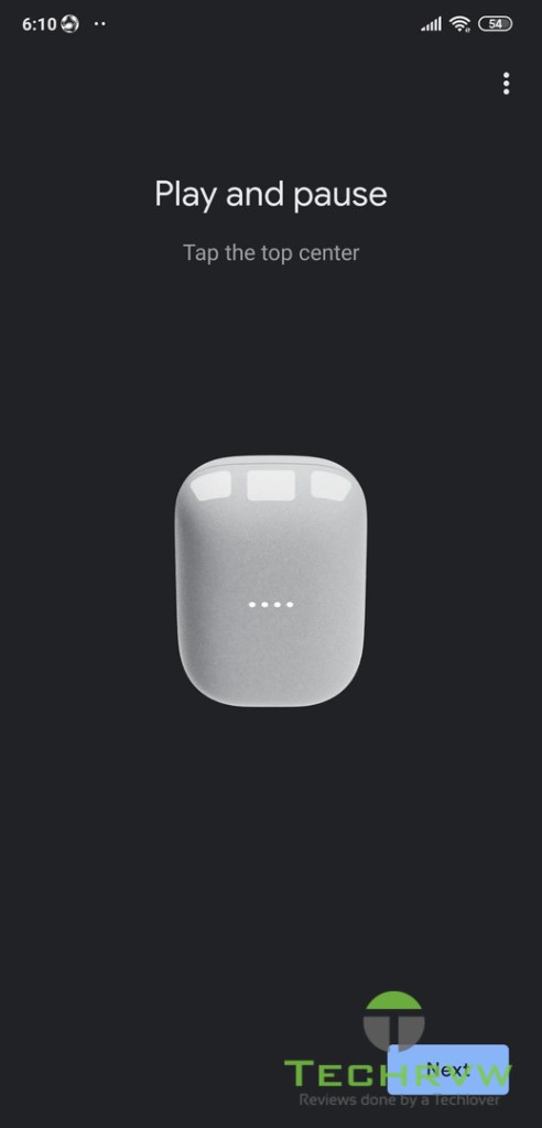Google Nest Audio Software 7