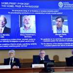 NOBEL PRIZE 2021 | Physics: Climate and other complex phenomena