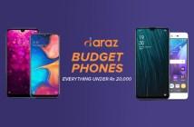 Daraz Budget Phones Offer