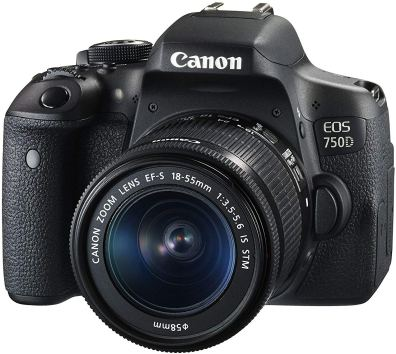 Canon EOS 750D Price in Nepal