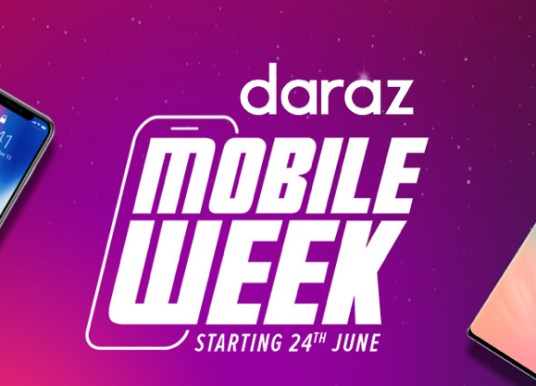 3 Mobile Phones to Keep Your Eyes on in Daraz Mobile Week