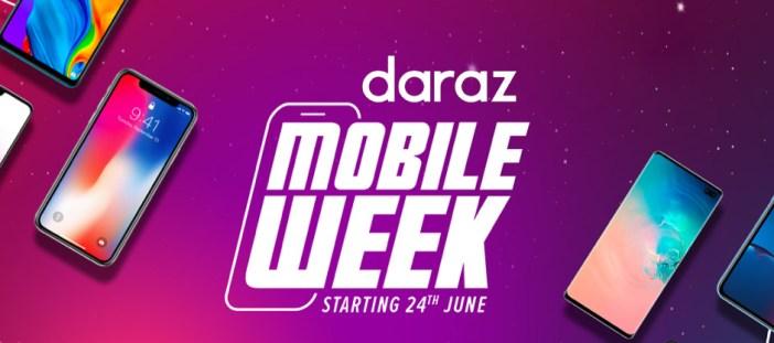 Daraz Mobile Week June 2019