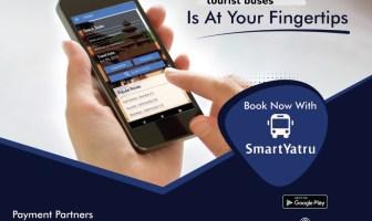 SmartYatru: A Smarter Way to Travel