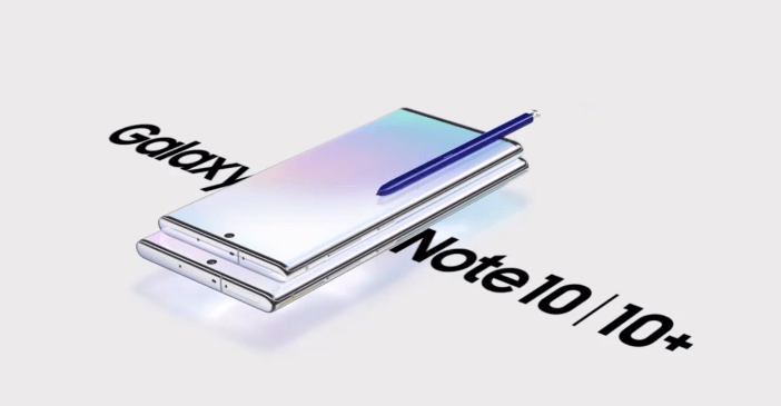 Samsung Galaxy Note 10+ Price in Nepal