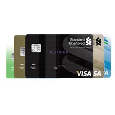 Standard Chartered Debit Card
