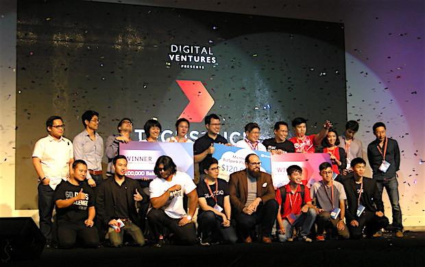 techsauce-summit-2016_award-presenting-ceremony