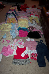 Talia's eBay clothes