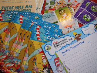 Summer Reading Motivation Thanks to PBS Kids Summer Reading Challenge