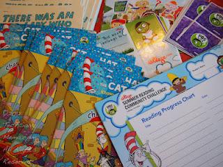 Summer Reading Motivation Thanks to PBS Kids Summer Reading Challenge