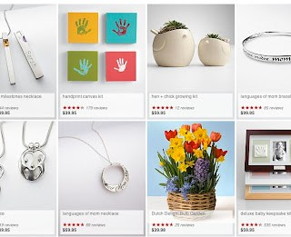 Red Envelope: Gorgeous Gifts to Please Any Mom (w. giveaway)