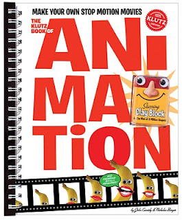 The Klutz Book of Animation Blog Tour with Giveaway