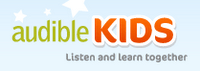 Website of the Week: Audible Kids