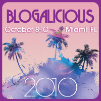 Blogalicious 2010- Links to Live Blogged Sessions