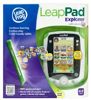 LeapFrog LeapPad Explorer Review: Tablet Delivers High Quality Educational Content Through Sophisticated Technology