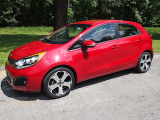 Kia Rio: Compact and Fuel Efficient with Power to Surprise