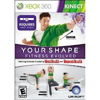 Workout Wednesday: Win a Copy of YourShape Fitness for the Kinect!