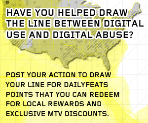 Have you helped draw the line between digital use and abuse?