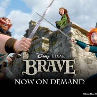 Disney's Brave Available On Demand Beginning Today (w. giveaway)