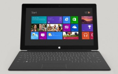 Microsoft Surface Tablet w Touch Cover