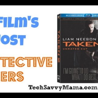 5 Overprotective Movie Dads & Taken 2 Movie Giveaway