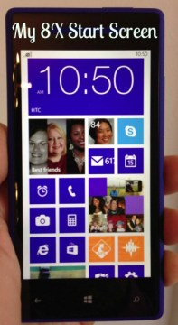 TechSavvyMama.com Windows Phone 8X by HTC