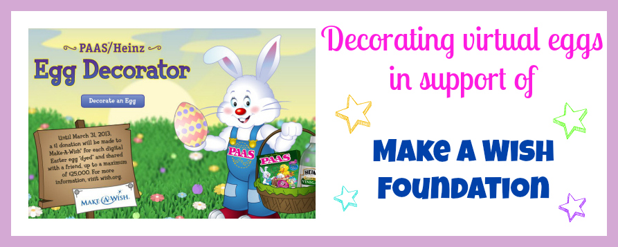Paas Heinz Easter Egg Decorator App & Website for Virtual ...