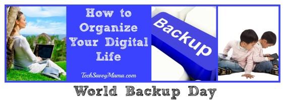 Organize Your Digital Life TechSavvyMama.com