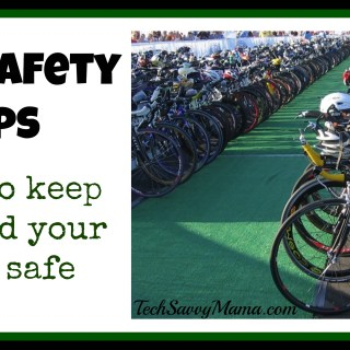 Bike Safety Tips: Ways to Keep You and Your Bike Safe (w. Master Lock giveaway)
