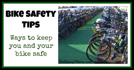 Bike Safety TechSavvyMama.com