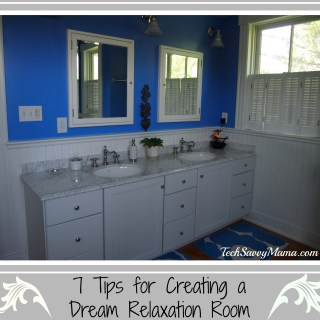 {sponsored} 7 Tips for Creating A Dream Relaxation Room