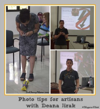 Photo Tips for Haitian Artisans #Bloggers4Haiti