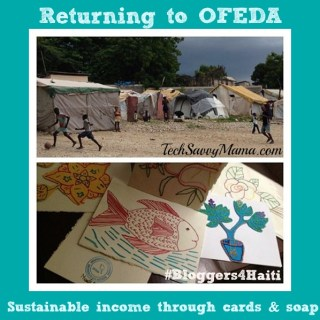 OFEDA: Creating Sustainable Income Through Embroidered Cards & Handmade Soap