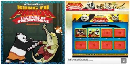 Kung Fu Panda Croc Countdown